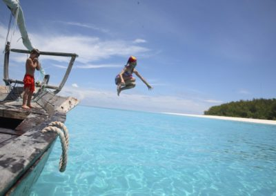 Mnemba Private Island with BJORN AFRIKA