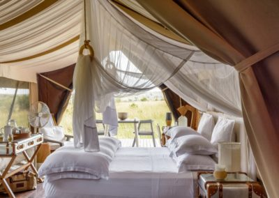 Safari Chic Singita Mara River with BJORN AFRIKA