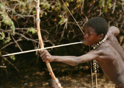 Hadzabe Bushmen with BJORN AFRIKA