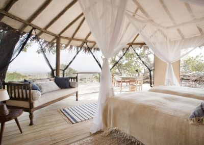 Safari Chic Lamai Serengeti with BJORN AFRIKA