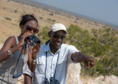 Expert Guiding on Safari with BJORN AFRIKA ©
