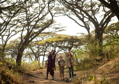 Experiential Experiences with Maasai on Safari with BJORN AFRIKA ©