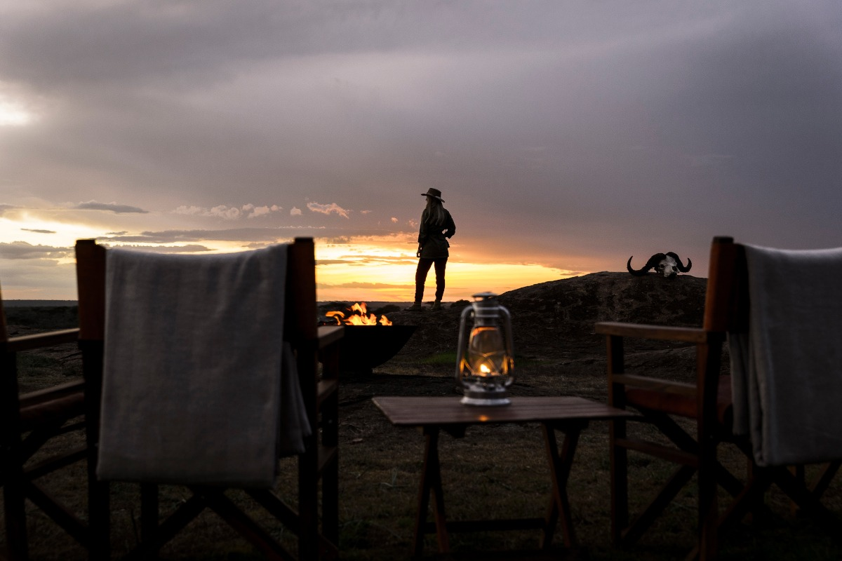Bespoke Experiential Experiences - Private Game Drive Photography