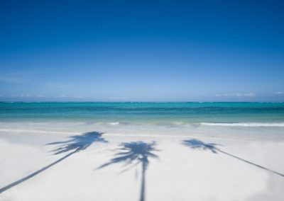 White Coral Sand Beaches on Zanzibar with BJORN AFRIKA ©