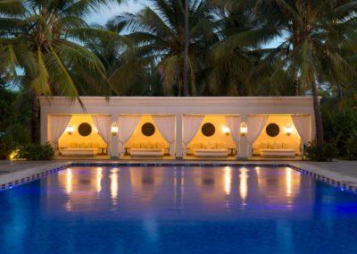 Baraza Zanzibar Pool with BJORN AFRIKA